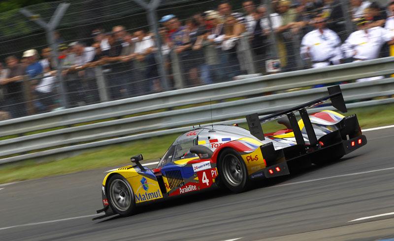 Peugeot na Le Mans 2010: kde se stala chyba?: - fotka 21