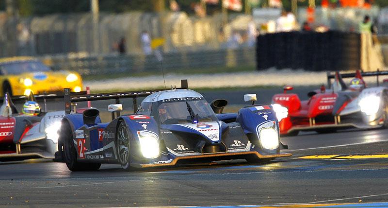 Peugeot na Le Mans 2010: kde se stala chyba?: - fotka 22