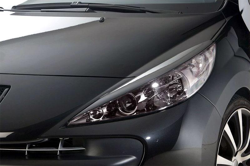 Peugeot 207: RDX Racedesign nabízí sadu spoilerů: - fotka 4