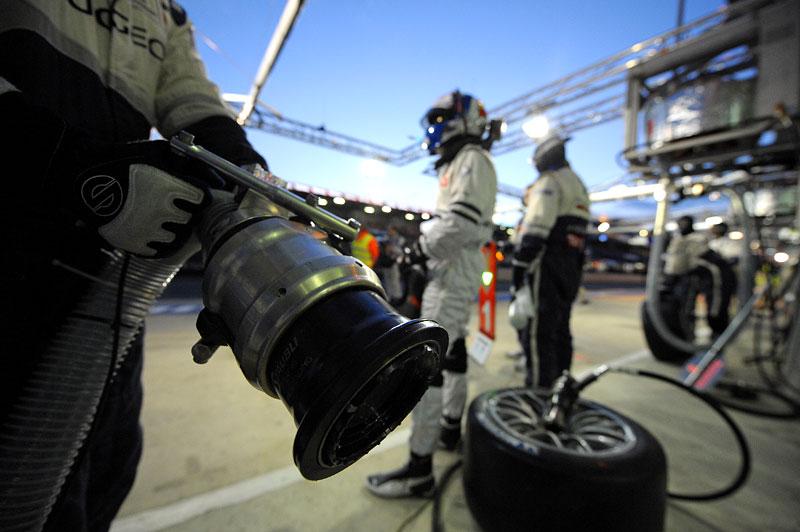 Peugeot na Le Mans 2010: kde se stala chyba?: - fotka 25