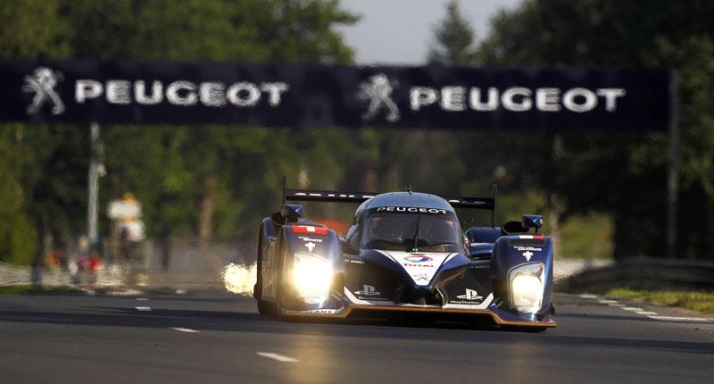 Peugeot na Le Mans 2010: kde se stala chyba?: - fotka 27