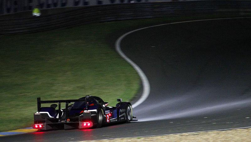 Peugeot na Le Mans 2010: kde se stala chyba?: - fotka 31