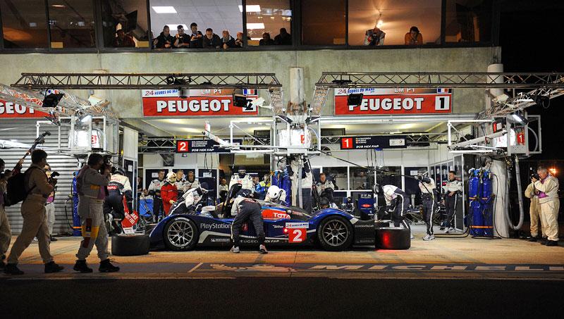 Peugeot na Le Mans 2010: kde se stala chyba?: - fotka 33