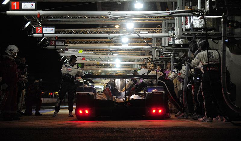 Peugeot na Le Mans 2010: kde se stala chyba?: - fotka 34