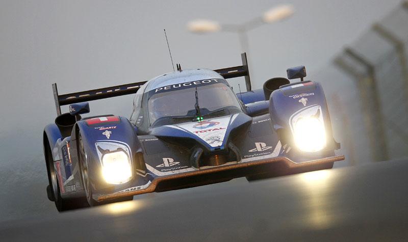 Peugeot na Le Mans 2010: kde se stala chyba?: - fotka 35