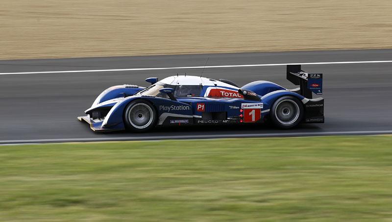 Peugeot na Le Mans 2010: kde se stala chyba?: - fotka 40