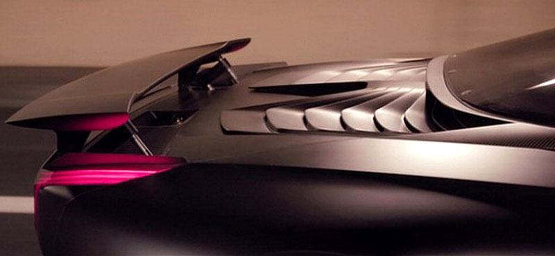 Peugeot Onyx: koncept dalšího francouzského supersportu: - fotka 4