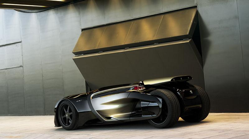 Elektrický Peugeot EX1: Nordschleife za 9 minut: - fotka 13