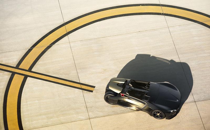 Elektrický Peugeot EX1: Nordschleife za 9 minut: - fotka 14