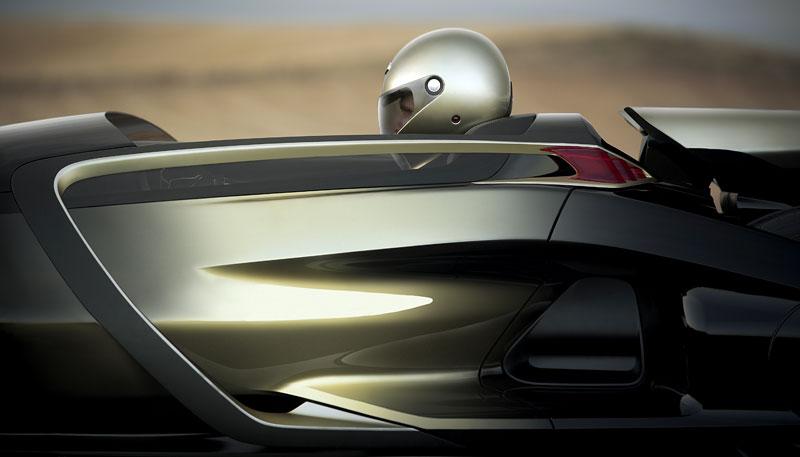 Elektrický Peugeot EX1: Nordschleife za 9 minut: - fotka 16