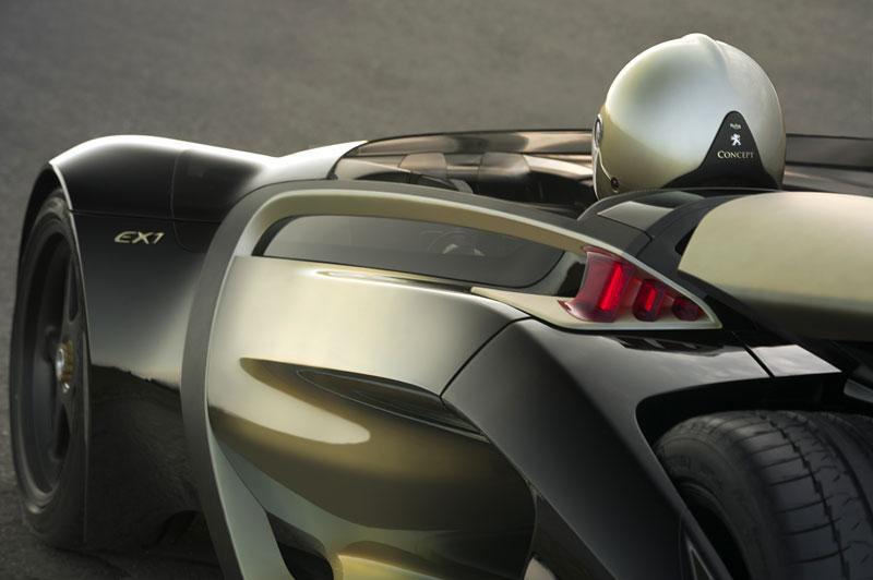 Elektrický Peugeot EX1: Nordschleife za 9 minut: - fotka 17