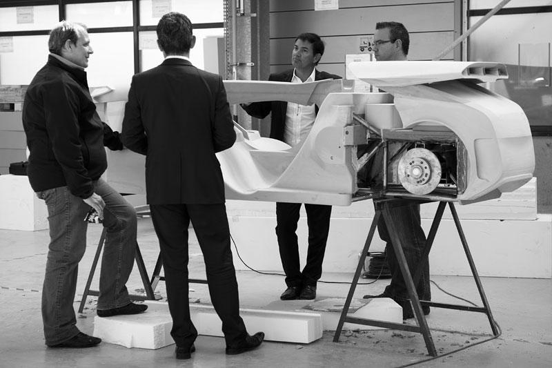 Elektrický Peugeot EX1: Nordschleife za 9 minut: - fotka 28