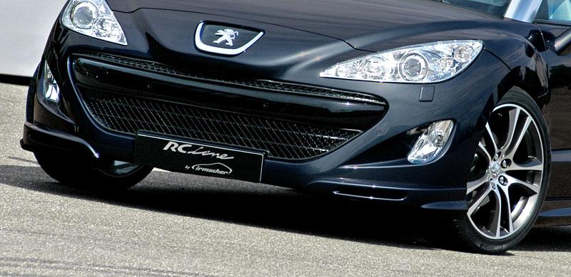 Ženeva 2011: Peugeot RCZ by Irmscher: - fotka 4