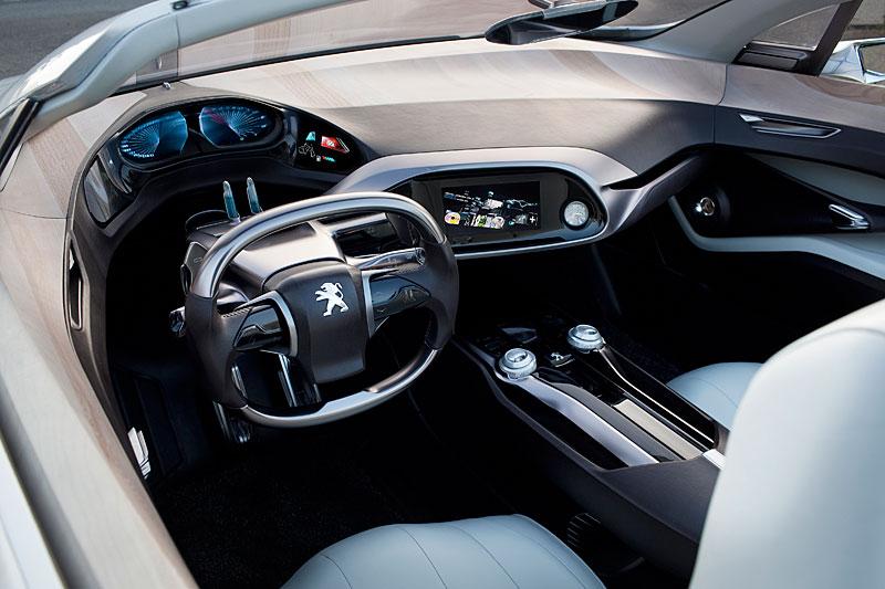 Koncept SR1: nová image Peugeotu přichází: - fotka 1