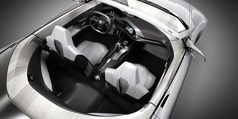 Koncept SR1: nová image Peugeotu přichází: - fotka 2