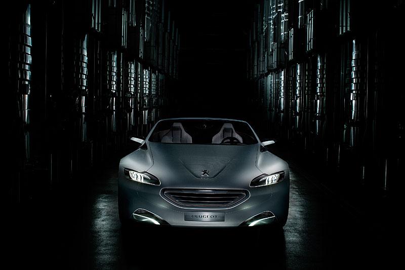 Koncept SR1: nová image Peugeotu přichází: - fotka 3