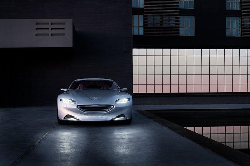 Koncept SR1: nová image Peugeotu přichází: - fotka 4