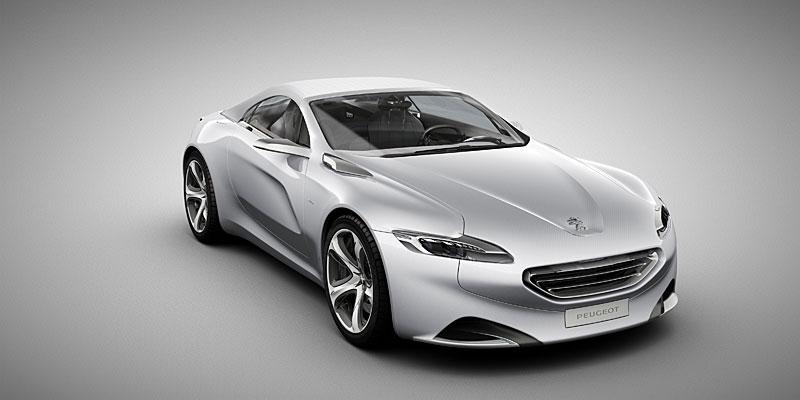 Koncept SR1: nová image Peugeotu přichází: - fotka 5