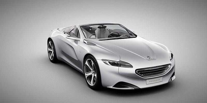 Koncept SR1: nová image Peugeotu přichází: - fotka 6