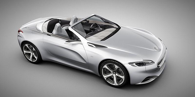 Koncept SR1: nová image Peugeotu přichází: - fotka 7