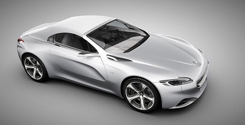 Koncept SR1: nová image Peugeotu přichází: - fotka 8
