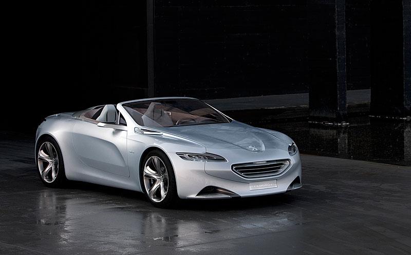 Koncept SR1: nová image Peugeotu přichází: - fotka 9