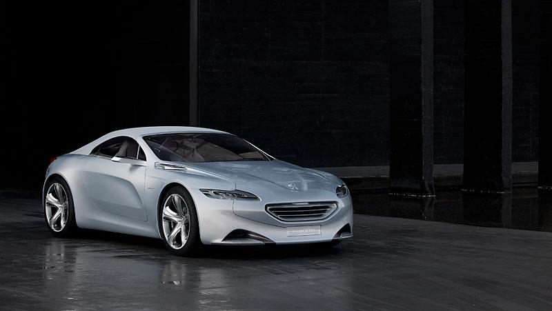 Koncept SR1: nová image Peugeotu přichází: - fotka 12