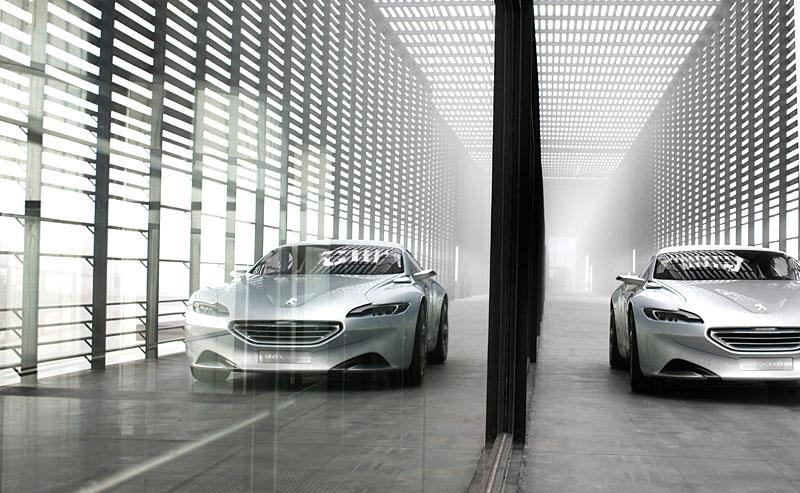 Koncept SR1: nová image Peugeotu přichází: - fotka 14