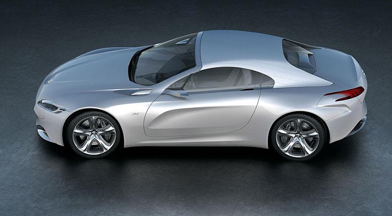 Koncept SR1: nová image Peugeotu přichází: - fotka 15