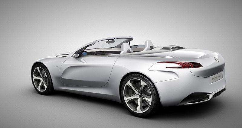 Koncept SR1: nová image Peugeotu přichází: - fotka 16