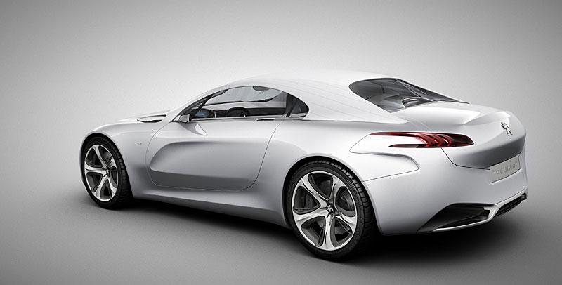 Koncept SR1: nová image Peugeotu přichází: - fotka 17