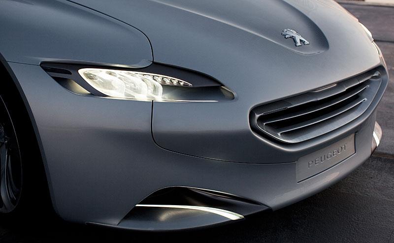 Koncept SR1: nová image Peugeotu přichází: - fotka 18