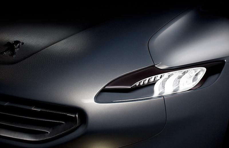 Koncept SR1: nová image Peugeotu přichází: - fotka 19