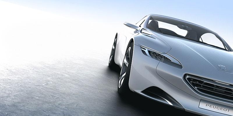 Koncept SR1: nová image Peugeotu přichází: - fotka 20