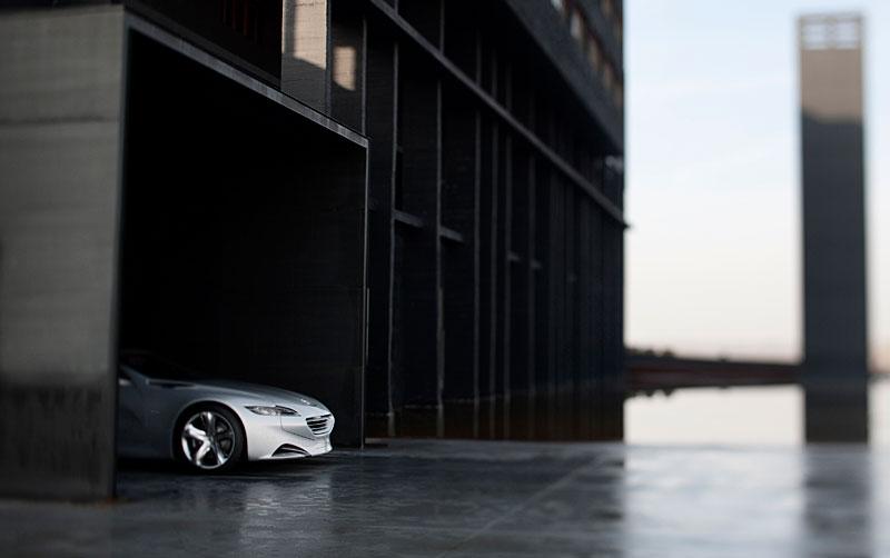 Koncept SR1: nová image Peugeotu přichází: - fotka 22