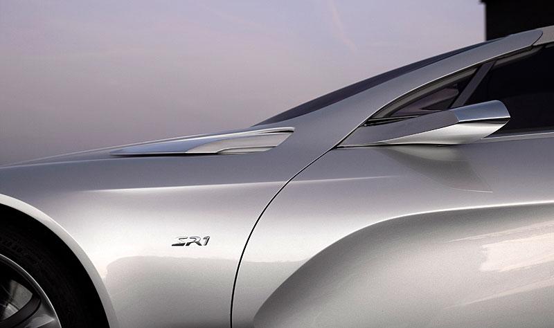 Koncept SR1: nová image Peugeotu přichází: - fotka 23