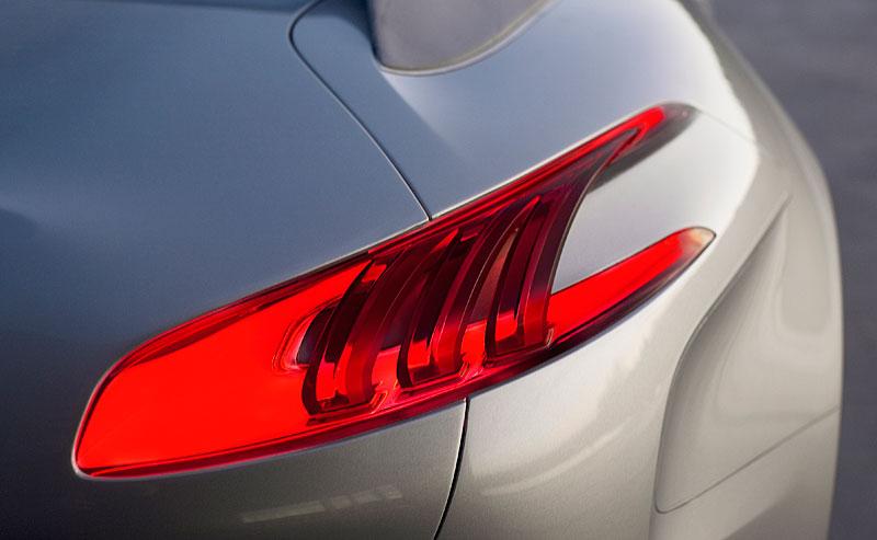 Koncept SR1: nová image Peugeotu přichází: - fotka 24