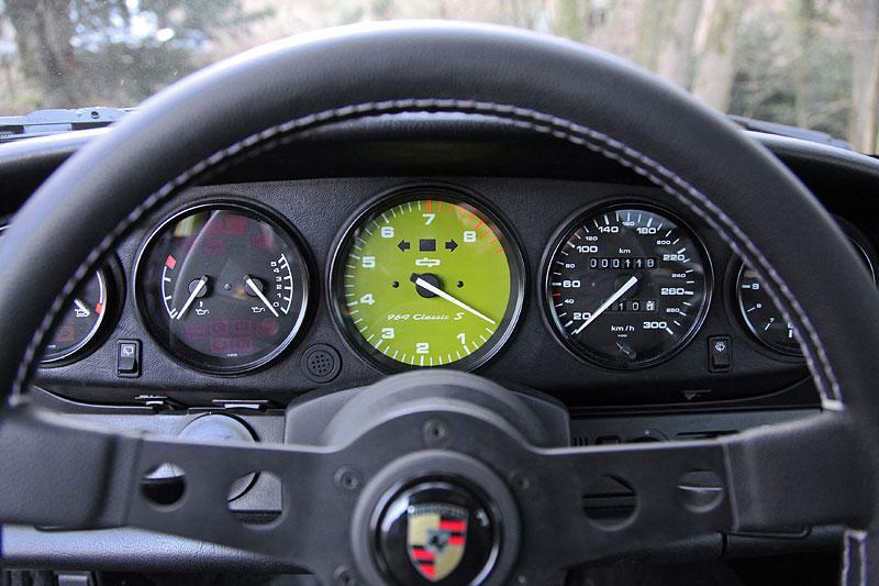 Porsche DP 964 Classic S: Starší 911 v ještě klasičtějším hávu: - fotka 2