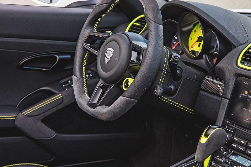 TechArt začíná odhalovat své úpravy pro Porsche 718: - fotka 1