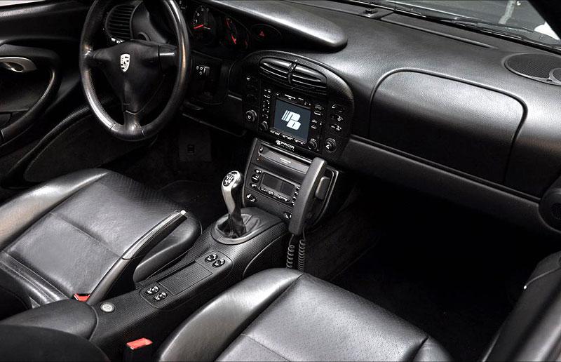 Prior Design: Porsche 997 z 996 snadno a rychle: - fotka 1