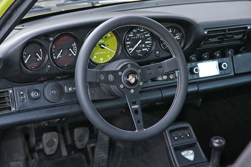 Porsche DP 964 Classic S: Starší 911 v ještě klasičtějším hávu: - fotka 3
