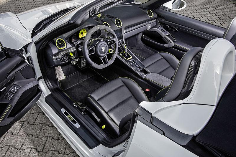 TechArt začíná odhalovat své úpravy pro Porsche 718: - fotka 2