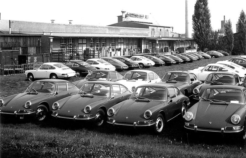 Porsche slaví 60 let výroby ve Stuttgart-Zuffenhausen: - fotka 5