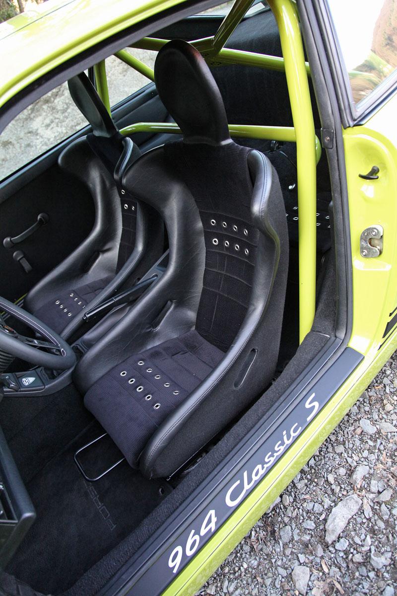 Porsche DP 964 Classic S: Starší 911 v ještě klasičtějším hávu: - fotka 4