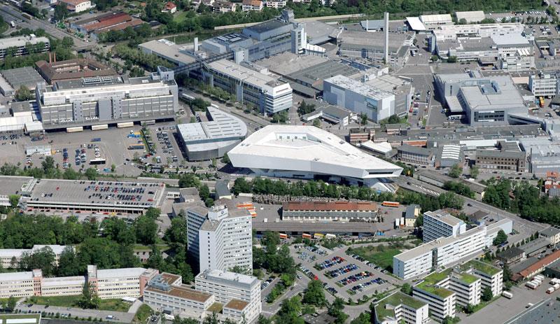 Porsche slaví 60 let výroby ve Stuttgart-Zuffenhausen: - fotka 7