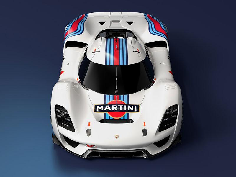 Porsche 908/04 Vision Gran Turismo: Virtuální sen: - fotka 1
