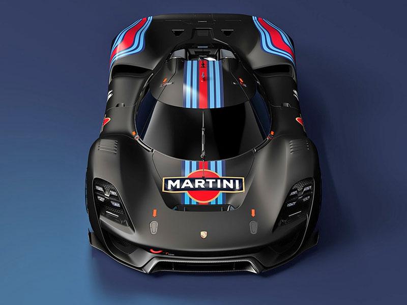 Porsche 908/04 Vision Gran Turismo: Virtuální sen: - fotka 3