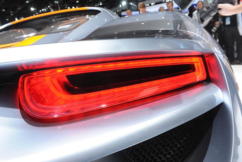 Detroit 2011: Porsche 918 RSR: hybridní závoďák se představuje: - fotka 45