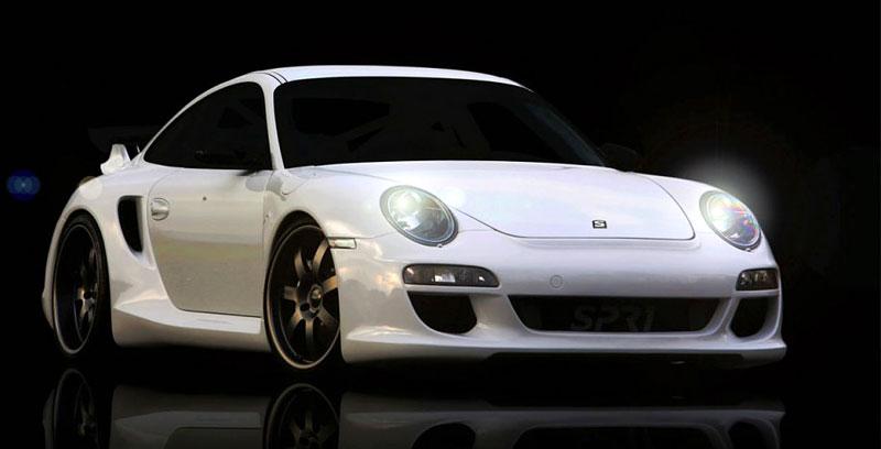 Sportec SPR1 M: více síly pro Turbo: - fotka 1
