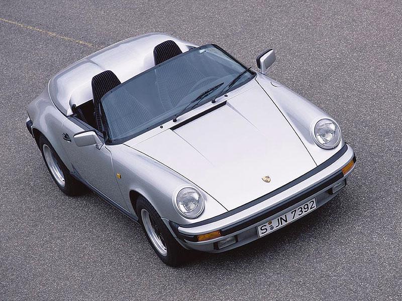 Porsche 911 Speedster: Možná už v Paříži: - fotka 1